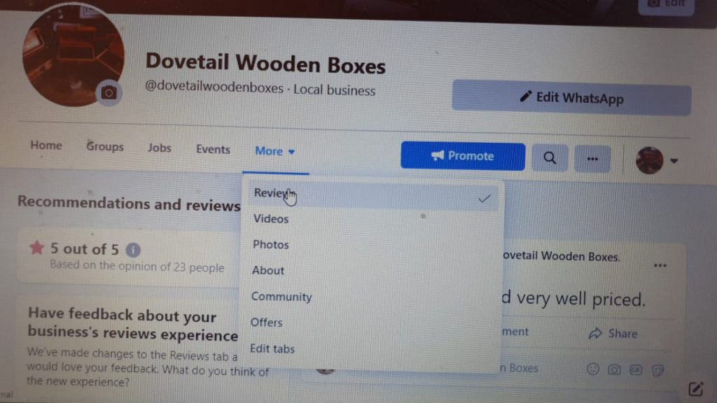Dovetail Wooden Boxes competition 2